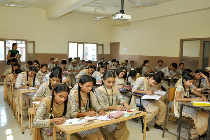 Shiwalik Public School-Class Room