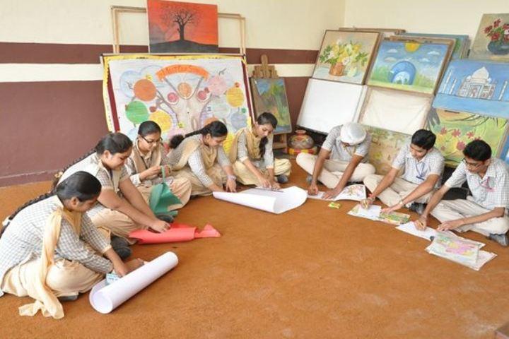 Shiwalik Public School-Drawing