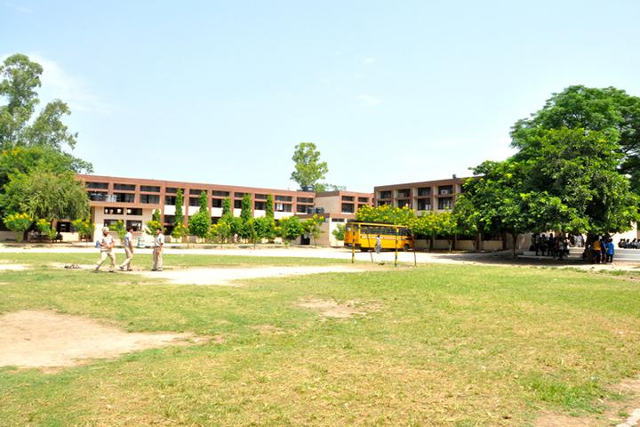 Shiwalik Public School-Play Ground