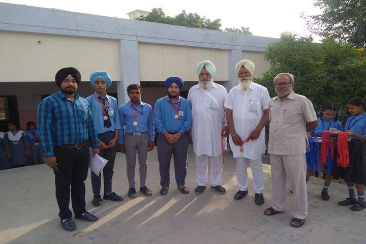 Shri Dashmesh Public Senior Secondary School-Achievements