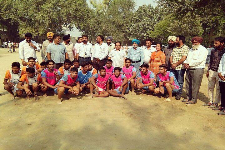 Shri Dashmesh Public Senior Secondary School-Sports Members