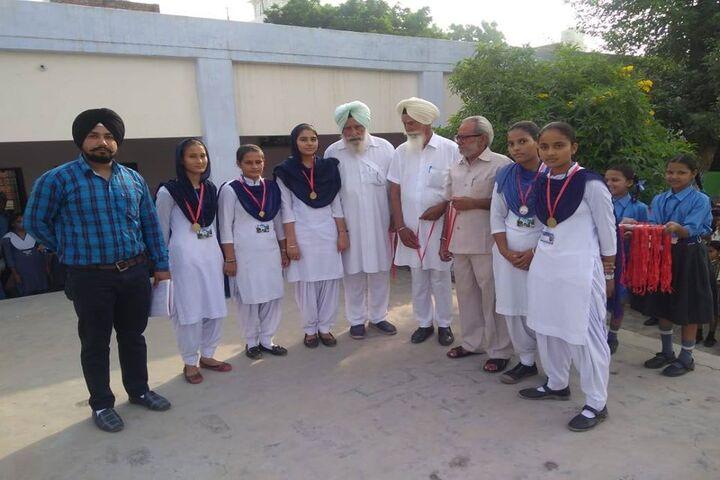 Shri Dashmesh Public Senior Secondary School-White Day