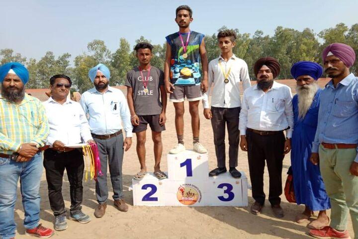 Shri Dashmesh Public Senior Secondary School-Winners