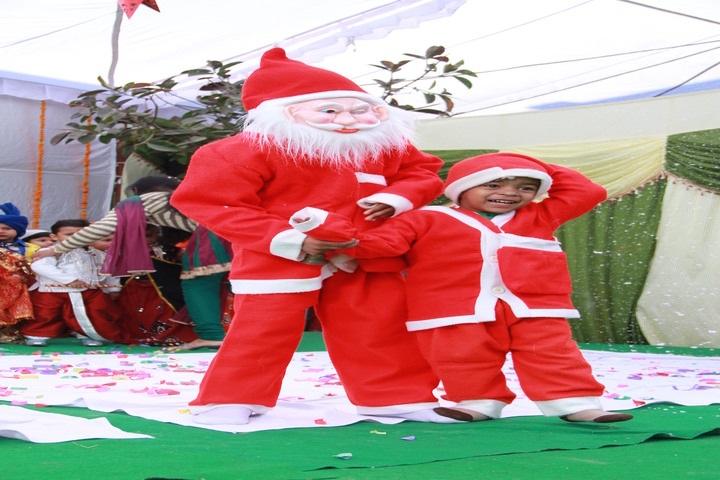 Shri Guru Angad Dev Public School-Christmas Celebration