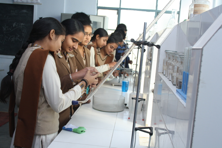 Shri Guru Angad Dev Public School-Science Lab