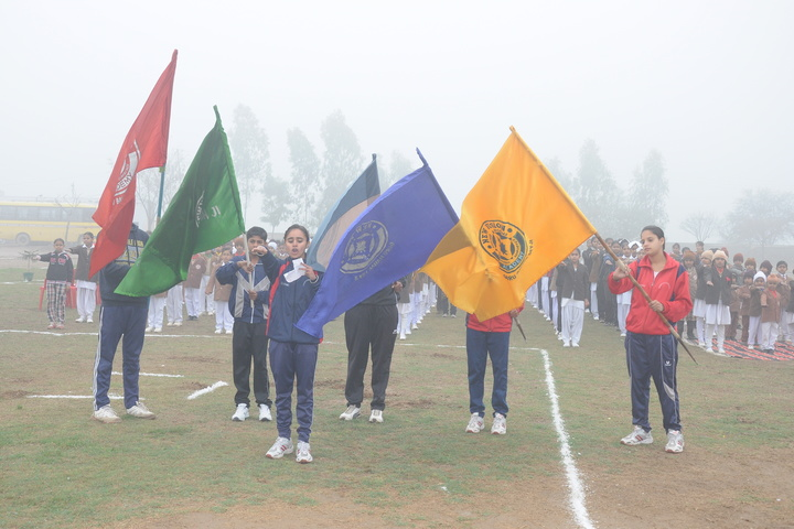 Shri Guru Angad Dev Public School-Sports 1