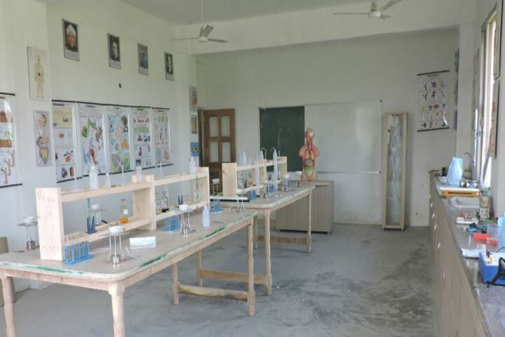 Shri Guru Hargobind Sahib Public School-Science Lab