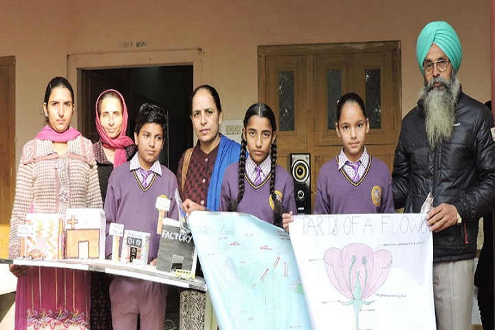 Shri Guru Hargobind sahib Public School-Students Projects