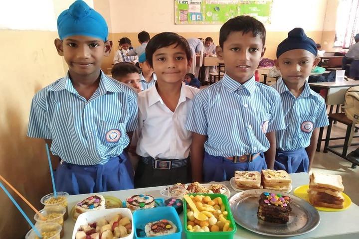 Shri Guru Harkrishan Adarsh Senior Secondary School-Cooking ACtivity
