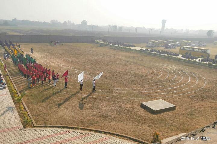 Shri Guru Harkrishan Adarsh Senior Secondary School-Sports Day