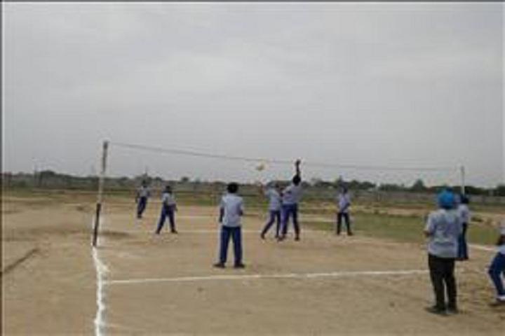 Shri Guru Harkrishan Adarsh Senior Secondary School-Play Ground