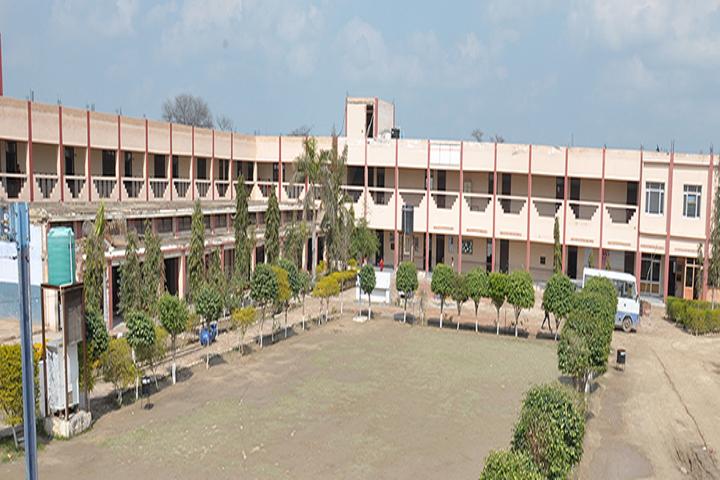 Shri Guru Jambheshwar D A V Senior Secondary Public School-Campus