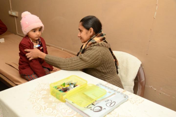 Shri Guru Jambheshwar D A V Senior Secondary Public School-Health Checkup