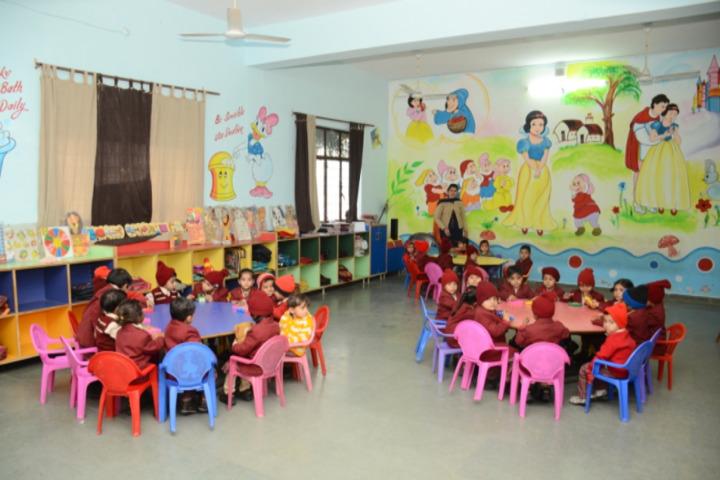 Shri Guru Jambheshwar D A V Senior Secondary Public School-Kindergarten