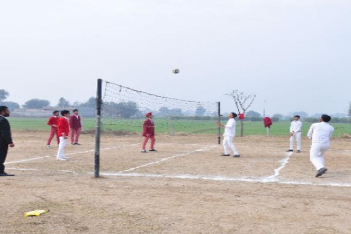Shri Guru Jambheshwar D A V Senior Secondary Public School-Sports