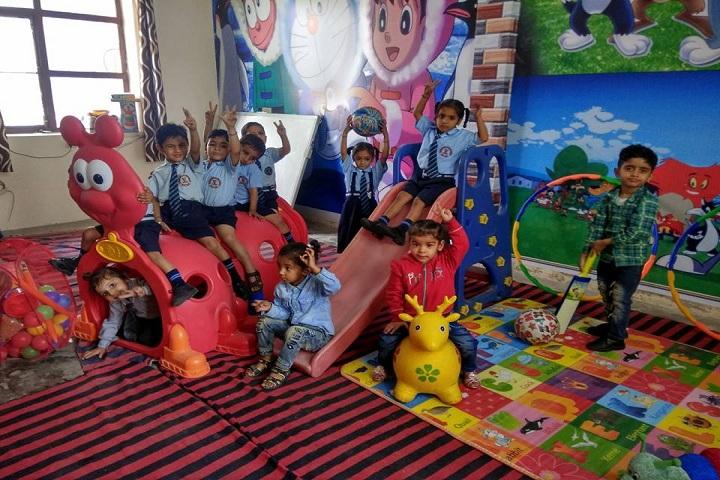 Shri Guru Nanak Dev Public School-Activity Room