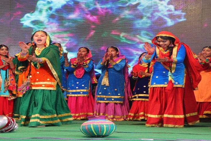 Shri Guru Nanak Dev Public School-Annual Day Celebratioin
