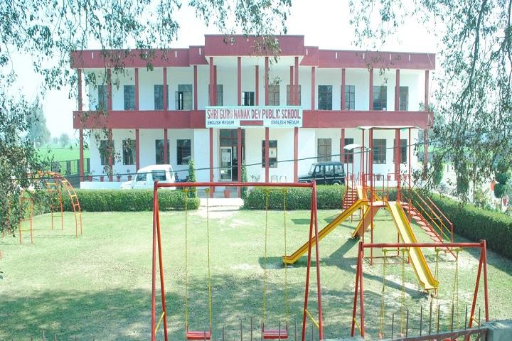 Shri Guru Nanak Dev Public School-Campus View