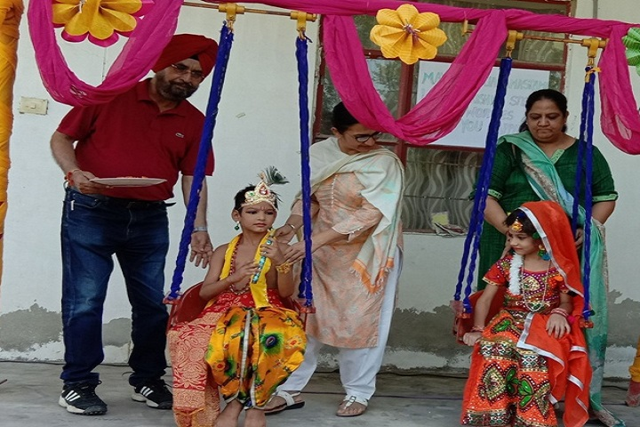 Shri Guru Nanak Dev Public School-Festival Celebration