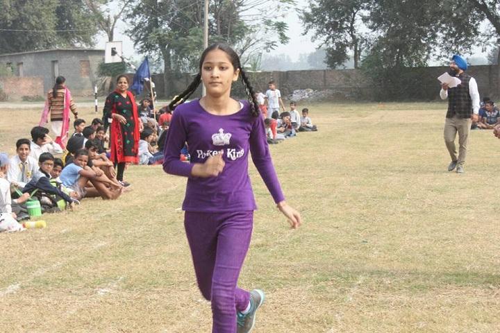 Shri Guru Nanak Dev Public School-Sports