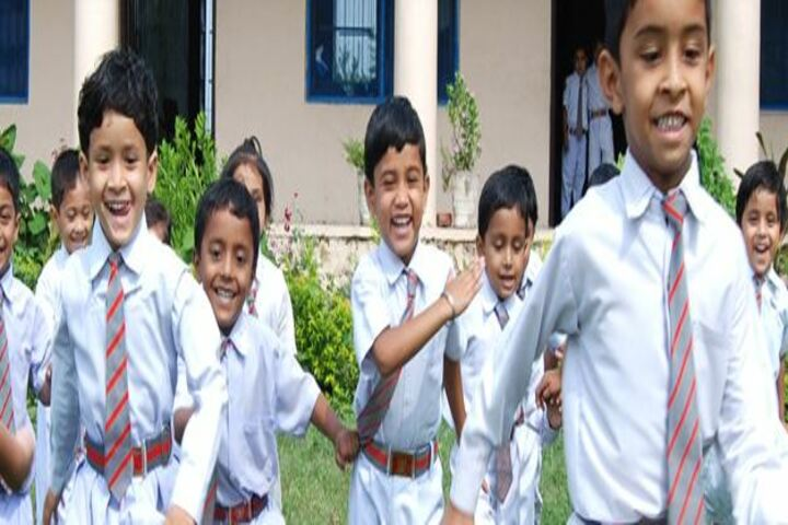 Shri Guru Ram Rai Public School-Kids