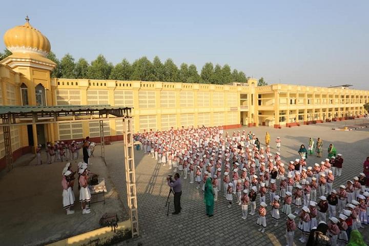 Shri Guru Ravi Dass Public School-Assembly