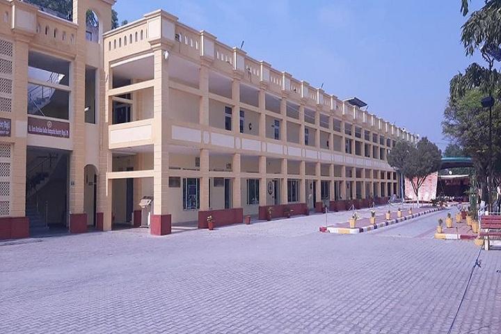 Shri Guru Ravi Dass Public School-Campus View
