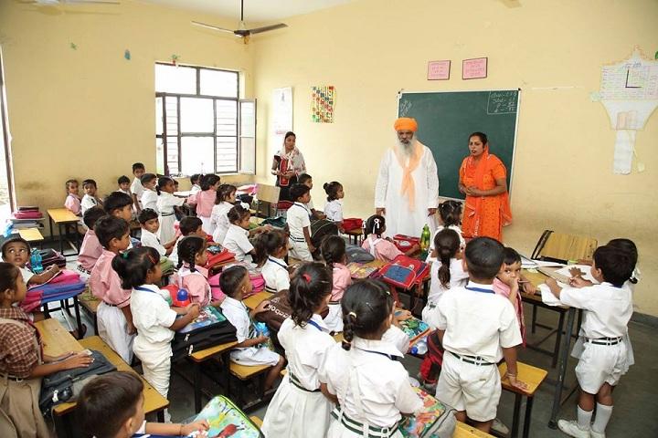 Shri Guru Ravi Dass Public School-Class