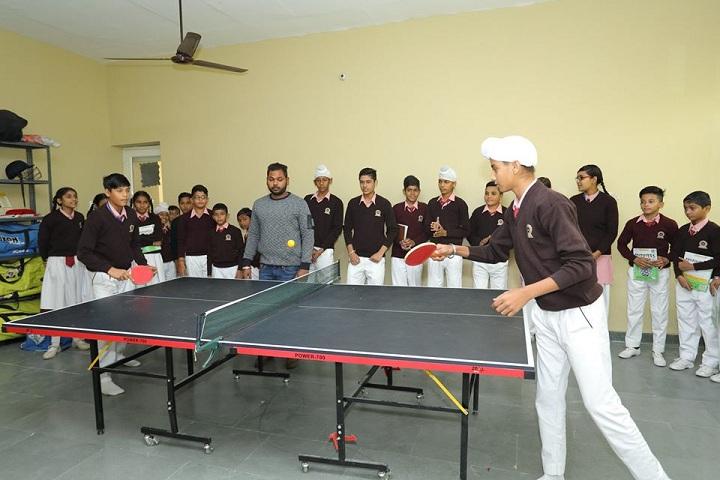 Shri Guru Ravi Dass Public School-Games