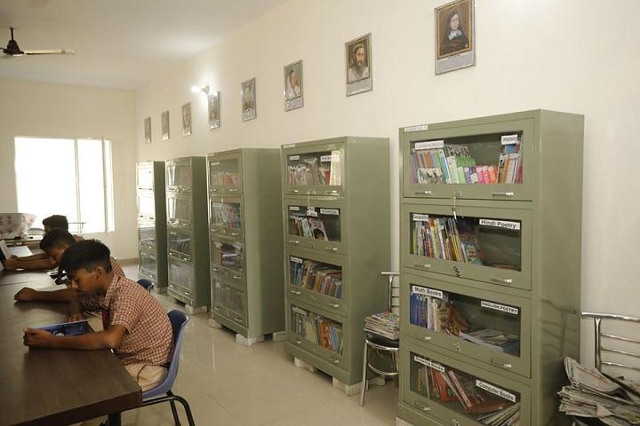 Shri Guru Ravi Dass Public School-Library