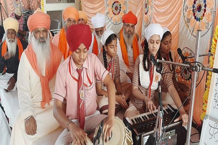 Shri Guru Ravi Dass Public School-Music