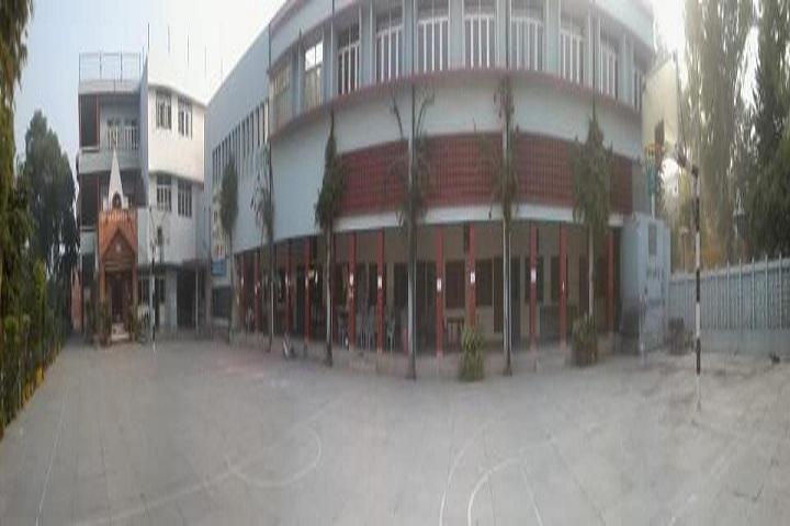 Shri Ram Ashram Public School-Campus View
