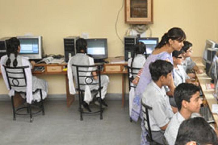 Shri Ram Ashram Public School-IT Lab