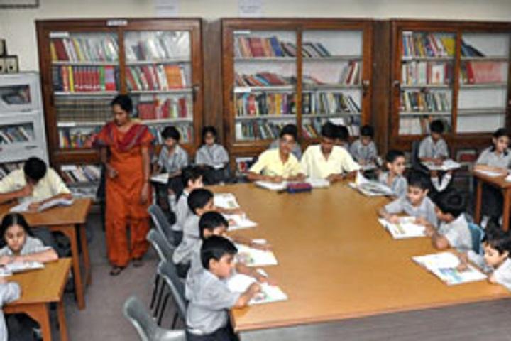 Shri Ram Ashram Public School-Library