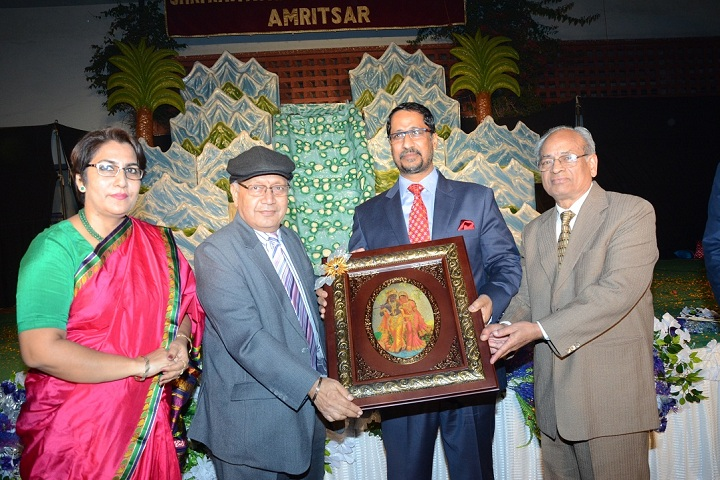 Shri Ram Ashram Public School-Presentation
