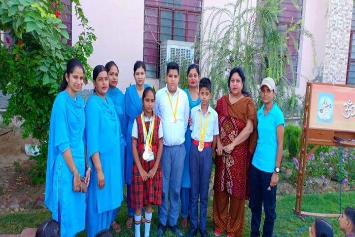 Shri Roshan Lal Jain Sarvhitkari Vidya Mandir-Boxing Champions