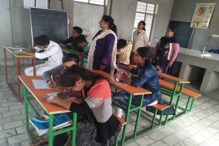 Shri Roshan Lal Jain Sarvhitkari Vidya Mandir-Classroom