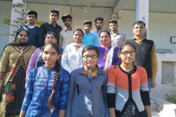 Shri Roshan Lal Jain Sarvhitkari Vidya Mandir-Students and Staff