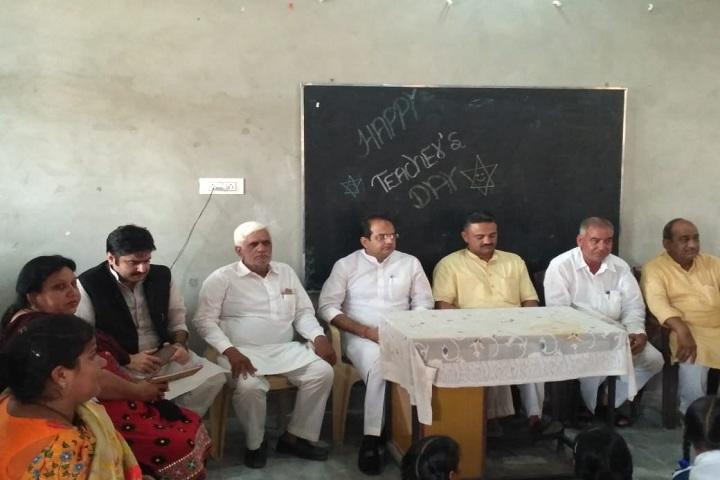 Shri Roshan Lal Jain Sarvhitkari Vidya Mandir- teachers day