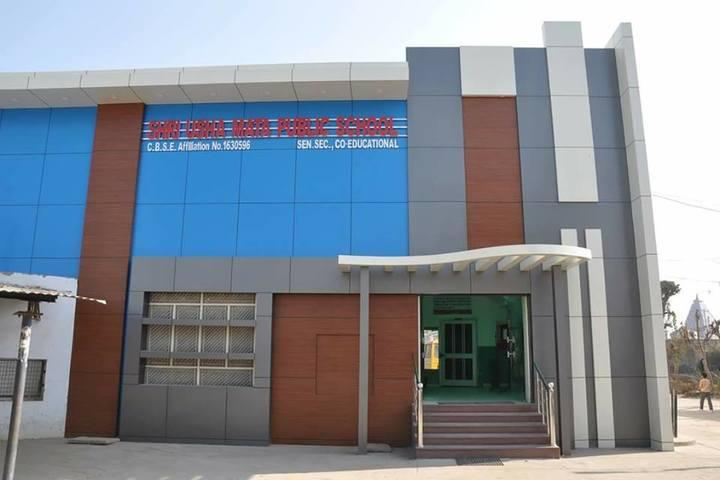 Shri Usha Mata Public School-Building