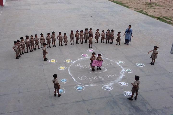 Shri Usha Mata Public School-Play Ground