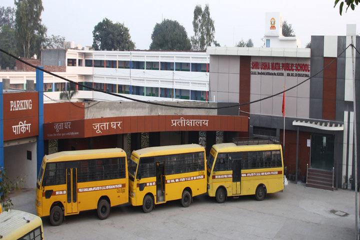 Shri Usha Mata Public School-Transport