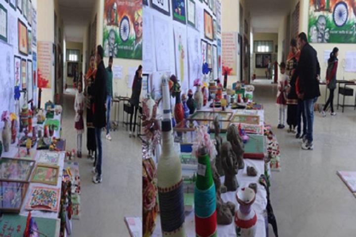 Sidana International School-Exhibition