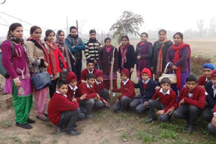 Sidana International School-NSS Camp