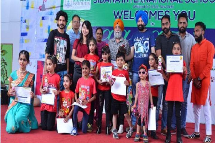 Sidana International School-Prize Distribution