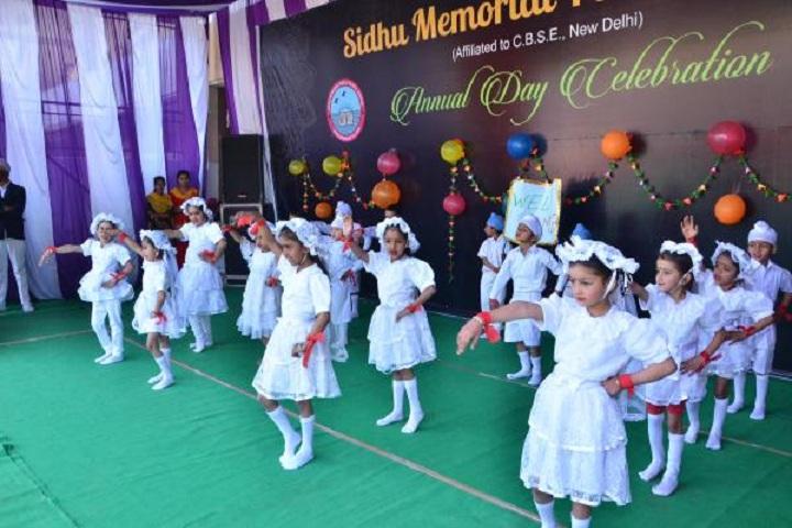 Sidhu Memorial Public School- annual function2