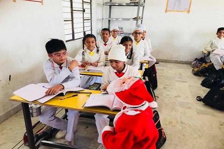 Silver Vatika Public School-classroom