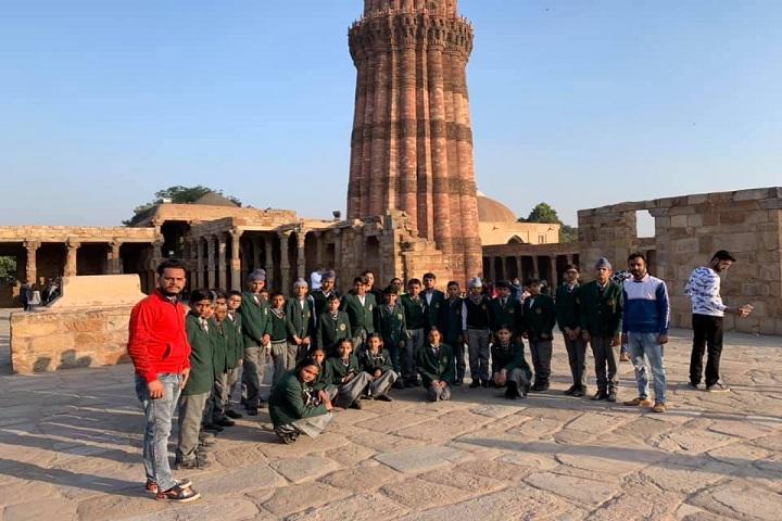 Silver Vatika Public School-educational tour