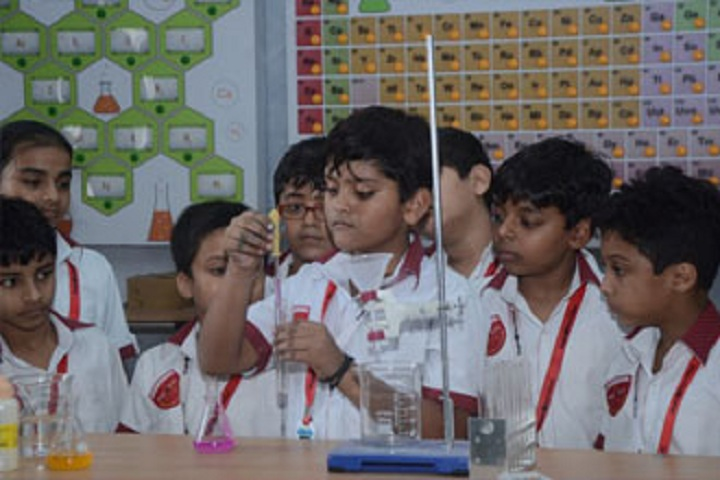 Singhal Stars School-Chemistry Lab