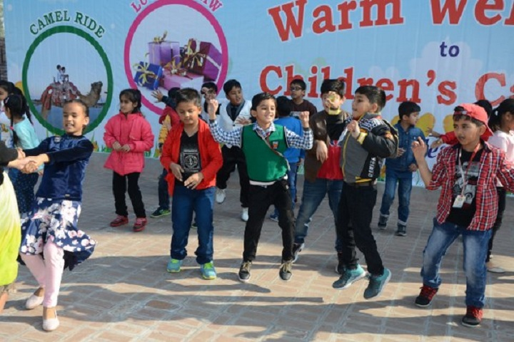 Singhal Stars School-Childrens Day Celebrations